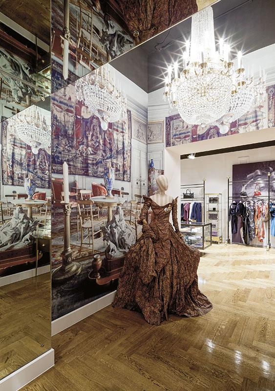 Vivienne Westwood Vienna