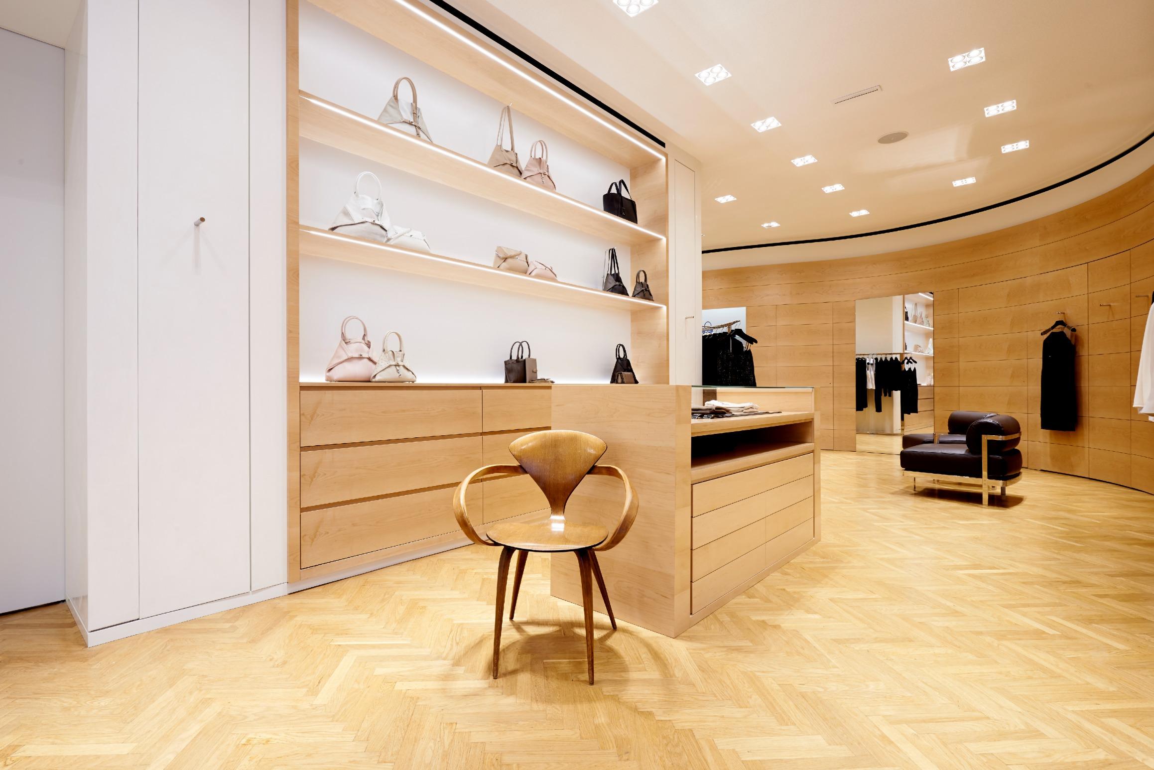 Akris-Boutique Tuchlauben