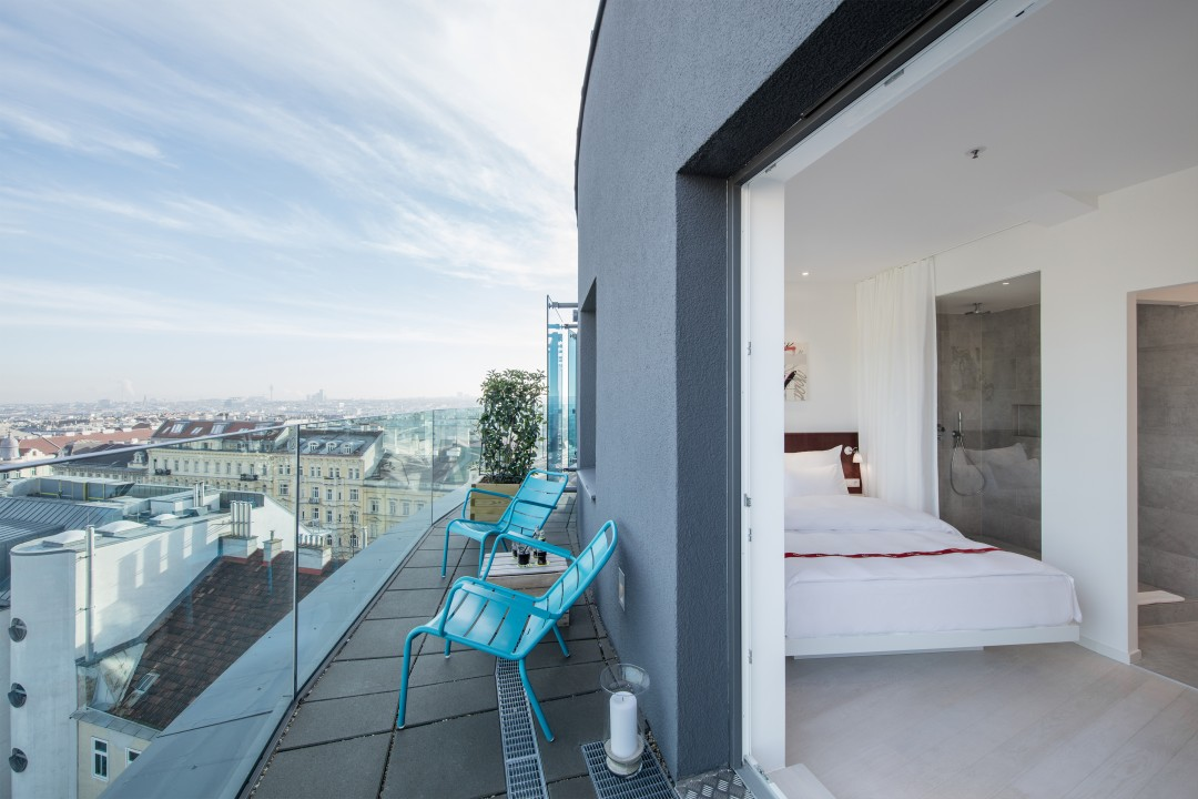 Ruby_Marie_Hotel_Vienna_-_Loft_Room_Terrace_View_2